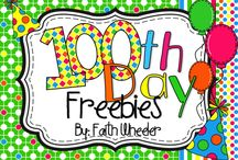 100th Day of School! / by Jeanette Rivera