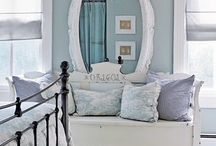 bedroom ideas / by Mary Homann