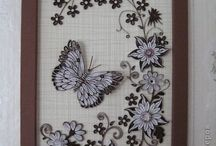 quilling / by Alexandra Salas Carballo