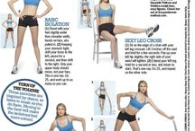 Exercise & Fitness / by Misty T.