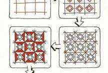 Zentangles & Doodles / by Stephanie Thiel