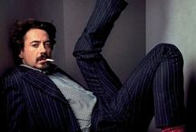 Robert Downey Jr. / by Julie Alexander