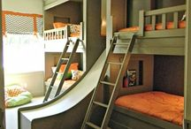 Kids bedrooms / by Tracy Weselowski