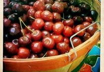 Cherries / by Maria Van Balen//jones