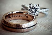 rings and things / all about rings and Wedding Jewelry / by Wedding Countdown