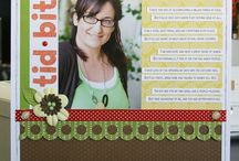 Scrapbooking/Stamping Ideas / by Kari Lenz