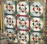 Free Christmas Quilt Patterns / Just like Christmas, quilting and tradition go hand-in-hand. With thesefree Christmas quilt patterns, you can use your quilting skills to make traditional decorations for your home or a quilted project that will be handed down for generations to come.  / by Craft Downloads
