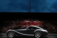 Car Photography Inspiration / by Seth Bingham
