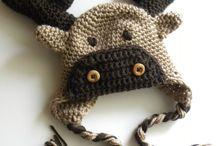 crochet ideas / by Jen Tekip