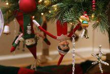 Holiday - Elf On The Shelf / by Stella