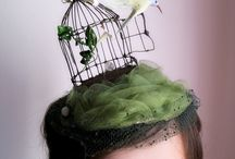Garden Party / Garden Party inspired by 'The Lady with a Ship on Her Head'  / by Krista Vancophsky