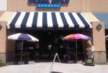 restaurant menus and links / restaurant menus and food treats / by Ann Johnson