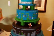Cakes / by Sarah Harris
