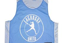 Lacrosse Unlimited Pinnies and Tanks / Lacrosse Pinnies and Tanks For Men and Women / by Lacrosse Unlimited
