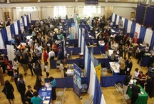 Career Fairs / Career Fairs, hosted by NSHP and LatPro, connecting almost 18,000 candidates with 700+ exhibiting companies since 2008. We strategically choose the locations based on employer requests and job seeker demographics.  Visit http://network.nshp.org/diversity-job-fairs for our 2012 Career Fair schedule. / by JustJobs