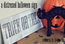Samhain/Halloween / by Lisa Smith