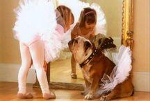 Baby dance Ballet! / Imágenes de ballet para mi beba / by Tata Ab-Me