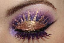 eye  makeup / by Tammy Delaplain