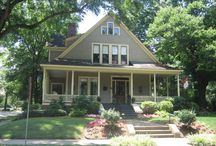 Favorite Architectural Styles / by Cindy Patterson