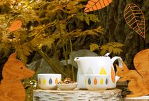 Tea Shop   Fall 2013 / Whether you're outside enjoying the crisp, fresh air, or cozying up with a blanket and a book, tea is the perfect fall companion. / by DAVIDsTEA