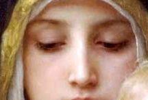 Marie / Sainte Vierge / by Genevieve Oger