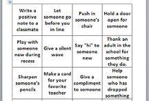 School/Counselor Ideas / by Cristi Wightman