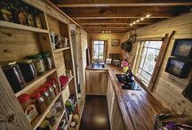 CABINS AND SMALL HOUSE IDEAS / Cabins and small house ideas  / by David Brown