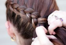 Hair, Nails, and Makeup / by Rachel Mertz