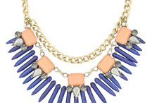 Statement Necklaces Under $50 / by Signature9 - Fashion, Food and Tech Lifestyle Trends