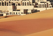 MC Project - Desert Builds / by Colin Campbell