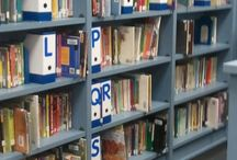 Library Shelving/Furniture  / by PaLA Youth Services