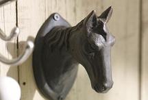 Eleanor's horse room / by Sarah Elizabeth