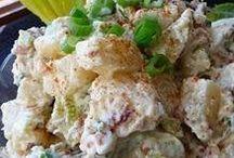 salad / by connie mae milam