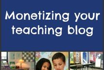 Edu-preneur Resources / Tips and tricks for teacher blogging, TeachersPayTeachers sellers, instructional coaching and consulting, and other education entrepreneur resources. / by Angela Watson's Teaching Ideas