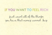 Quotes / by Lacee Sifford