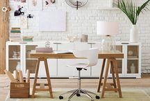 work spaces / by Greer Manolis