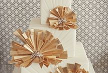 Vintage wedding cake ideas / by fiona owusu