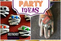 Pumpkin party ideas / by Charity Gentry