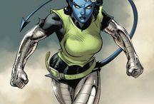 X-Men Stuff / by Carol Kurpjuweit