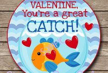Valentine's / Printables  / by Gingersnaps!