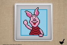 cross stitch free pattern / by Liza Werner