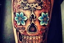 ink & piercings / by Lauren Blake