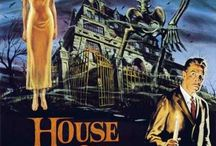 Old Horror Movies & Posters / by Renee Larsen