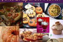 Fall parties / by Roberta Aspinall