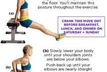 Running - Arm Strengthening / by Heidi