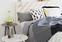 INT dormitorios / by MARQ / gzgz