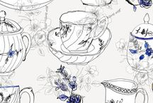 Tea Pots and Other Vessels / by Kat Molinar