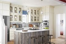 Kitchen Ideas / by Cindie Winquist