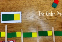 Kdg Math - Patterns / by Angela Urso