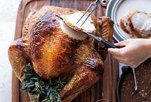 Thanksgiving - Talking turkey / by Rachel Wormhoudt-Butler